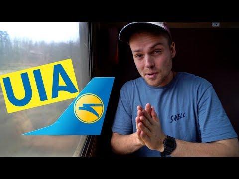 FLYING UKRAINE INTERNATIONAL AIRLINES 🇺🇦