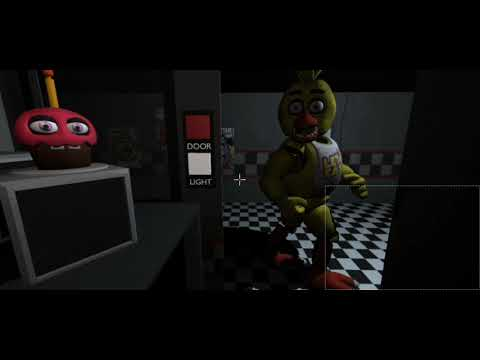 FNAF Help Wanted Android Night 3 - I FINALLY FINISHED NIGHT 3!!! - Attempt #2