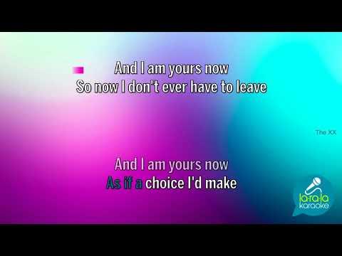 The XX - Islands - Karaoke