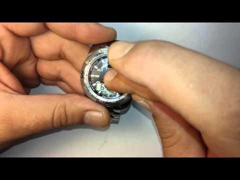 Tissot T Expert Hands Calibration &Memory Reset