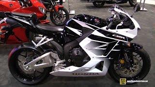 2016 Honda CBR600RR - Walkaround - 2015 AIMExpo Orlando