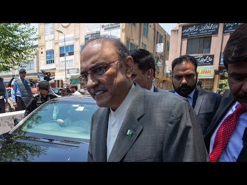 Pakistan: Former President