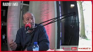 Radio 1 mei interview met Dirk Schoeters