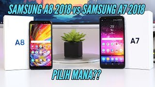 Download Video SAMSUNG A8 VS A7 2018 – Duel 4 Jutaan Terbaik dari Samsung!! MP3 3GP MP4