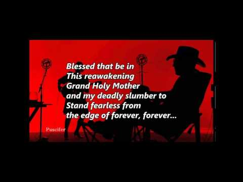Puscifer - Grand Canyon (Lyrics Video)