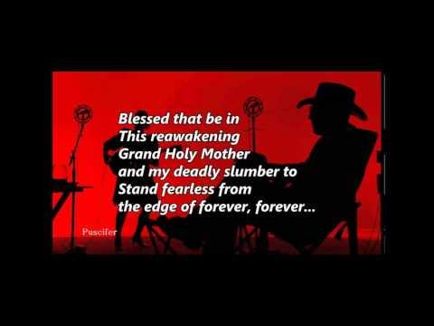 Puscifer - Grand Canyon (Lyrics Video)