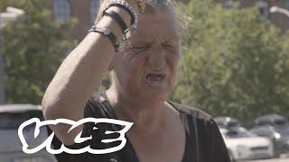 Obdachlose erklären, wie sie die gefährliche Hitze überstehen