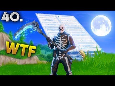 Fortnite trap kill ferst trap kill ferst game