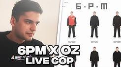 6PM X OZ Live Cop