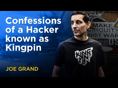 Confessions of a Hacker known as Kingpin - Joe Grand Story