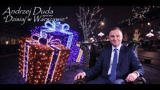 ♪ Andrzej Duda - Dzisiaj w Warszawie (Dzisiaj w Betlejem /Parodia)