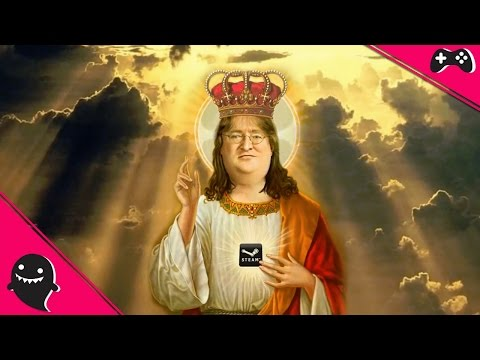 CS:GO Case Opening Prayer to Lord Gaben