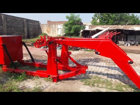 Agricultural Machinery In Pakistan