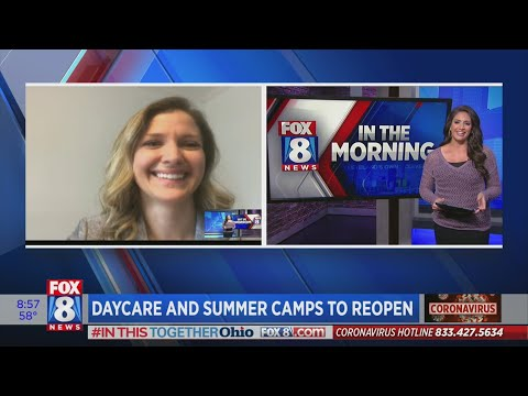 Day Cares And Summer Day Camps Are Ready To Open