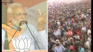 PM Modi roadshow in Varanasi today; to file nomination tomorrow