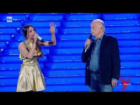 SanremoYoung -  Il duetto di Elena Manuele e Gino Paoli - Una lunga storia d'amore