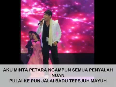 HAILEY ROBSON - BISI GELEMA ANTARA TUA [WITH LYRICS]