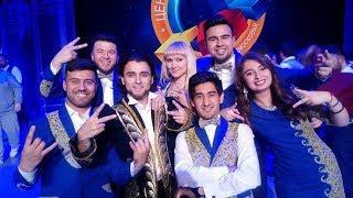 Команда КВН Сборная Таджикистана - 1/4 финала ЦЛМиП 2017
