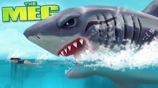 NEW MEGALODON - THE MEG!!! - Hungry Shark Evolution - Ep 39 HD