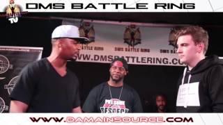 DMS Battle Ring 18: Krome VS Mi Tha Don