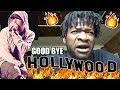 Eminem - Say Goodbye To Hollywood + Lyrics (REACTION!!!)