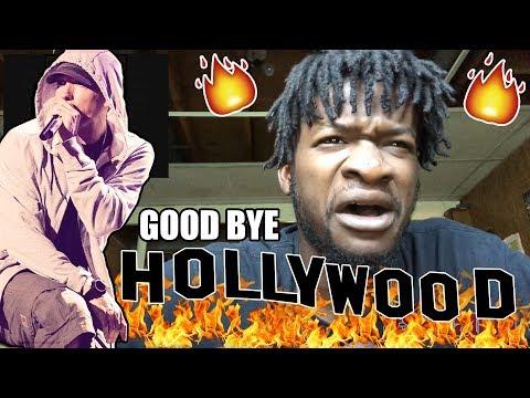 Eminem  Say Goode To Hollywood + Lyrics REACTION!!!