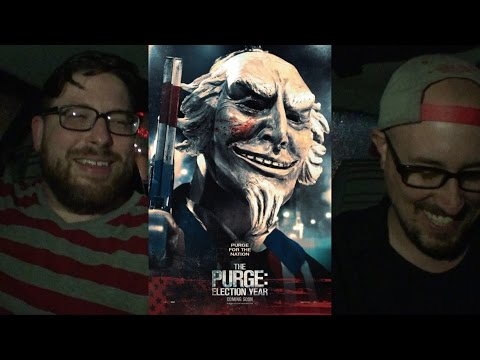 Midnight Screenings - The Purge: Election Year