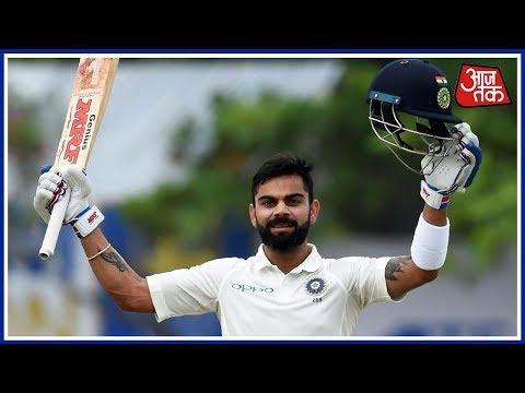 Virat Kohli Scores 18th Test Century, 50th In International Cricket Today