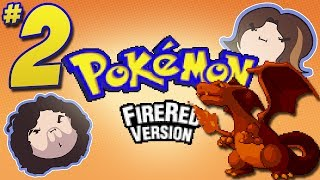 Pokemon FireRed: Smell You Later - PART 2 - Game Grumps