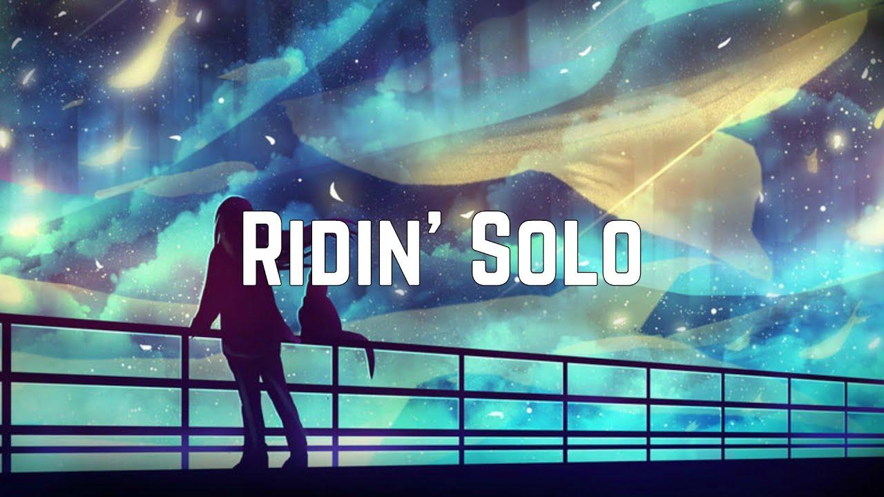 Download Jason Derulo - Ridin' Solo (Lyrics)