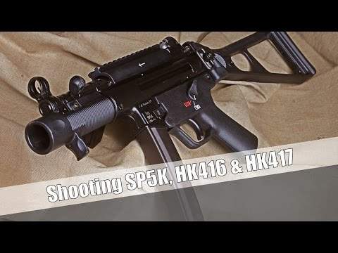 Mp5 stock options