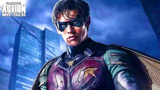 TITANS - Netflix Series Trailer Assembles Heroes With a Purpose