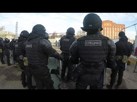 Рязанский отряд спецназа ФСИН провёл день открытых дверей