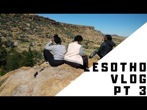 Travelling to Lesotho // Lesotho Roadtrip: the end-ish