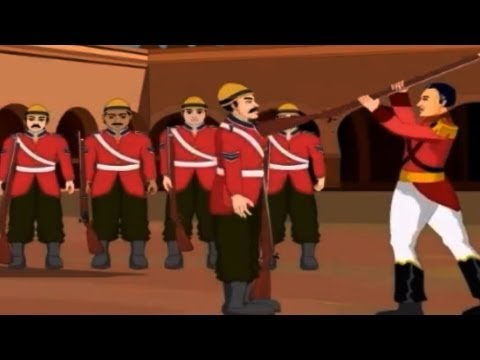 Mangal Pandey and the Sepoy Mutiny