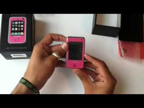Celular Kyoto Ck10 Tipo mini iphone touch