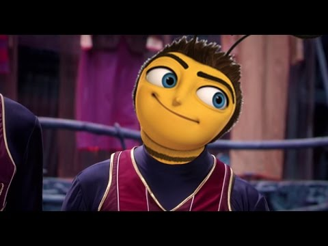 we are number one but one is replaced with the entire bee movie in one second