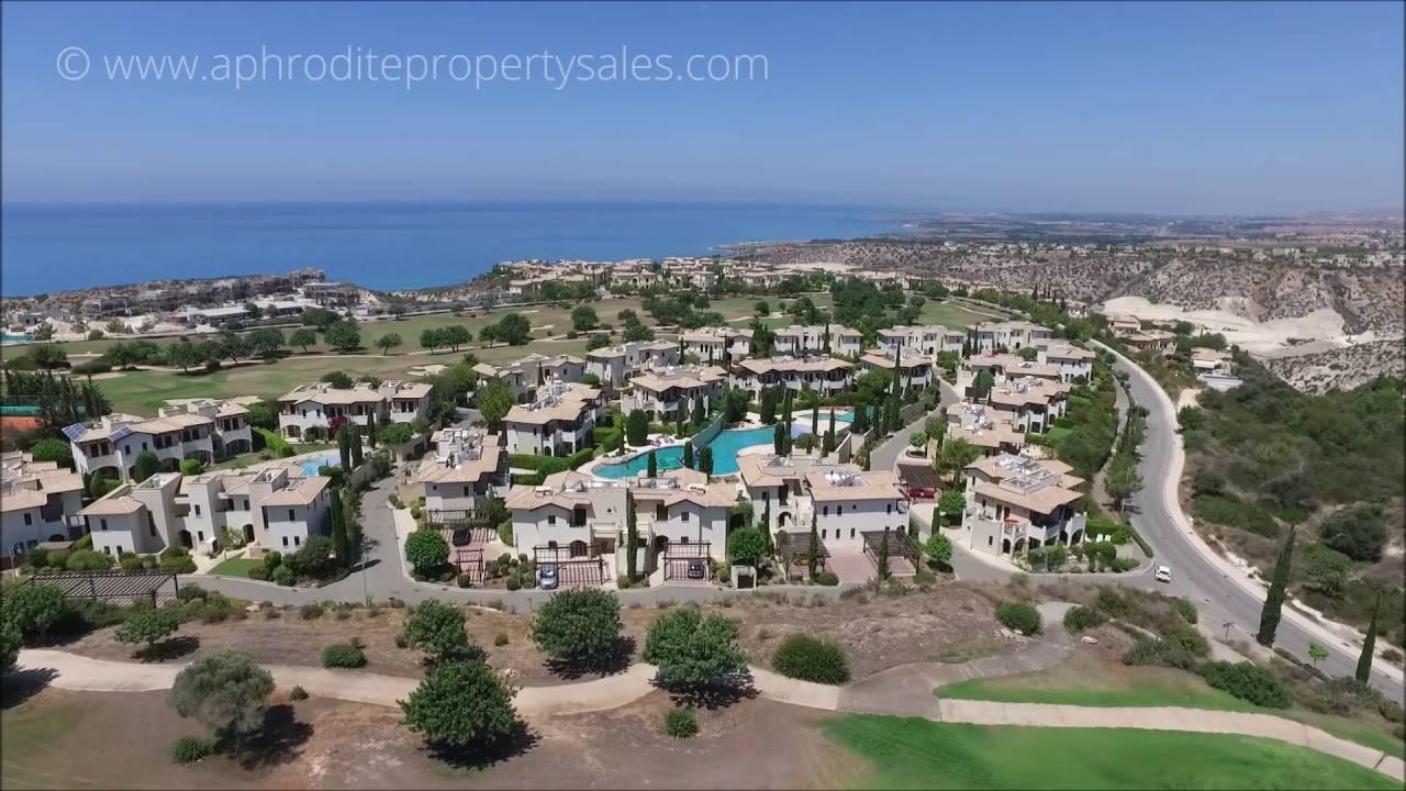 Helios Heights Village Aphrodite Hills Golf Resort Cyprus