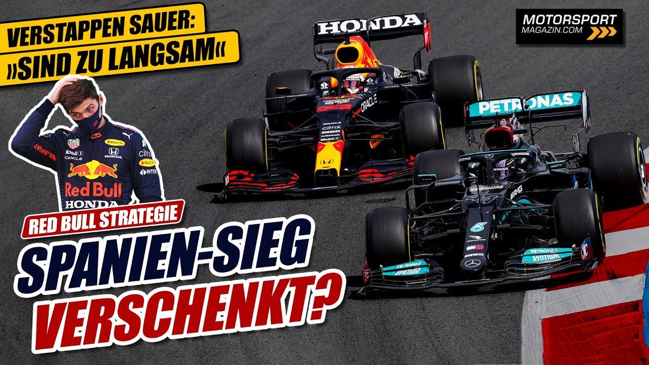 Hat Red Bull den Sieg weggeworfen? | Formel 1 2021