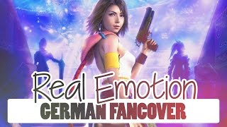Final Fantasy X - 2 - Real Emotion - Opening [German FanDub]