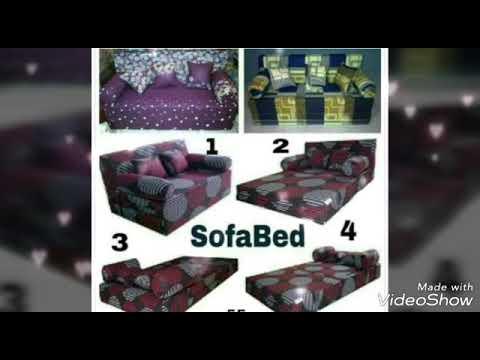 Sofa bed inoac garansi 10 tahun mantap umi habibie shop jaya terus ya ? joint group WA 085859477690
