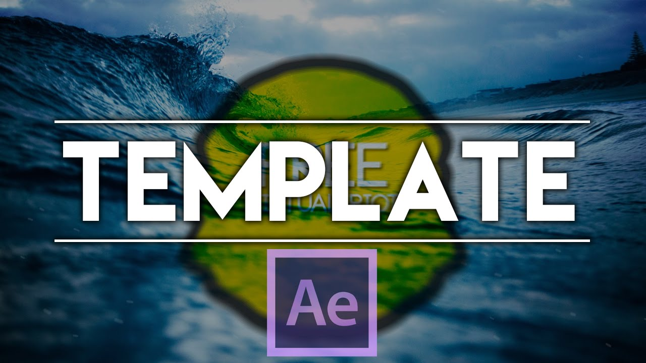 free audio visualizer template tutorial adobe after effects youtube. Black Bedroom Furniture Sets. Home Design Ideas