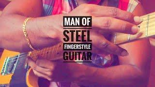 Download First Flight / Man of Steel theme (Hans Zimmer) - Fingerstyle Guitar