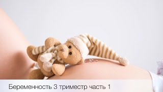 Беременность 3 триместр ч1 недуги мой опыт by Yulia Gakenberg