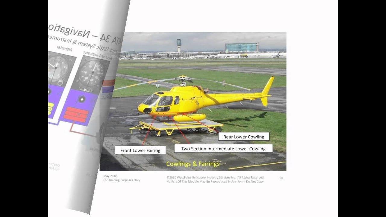 westpoint heli as350 maintenance training sample mov youtube rh youtube com AS355N Astar as 350 B3 Ecureuil