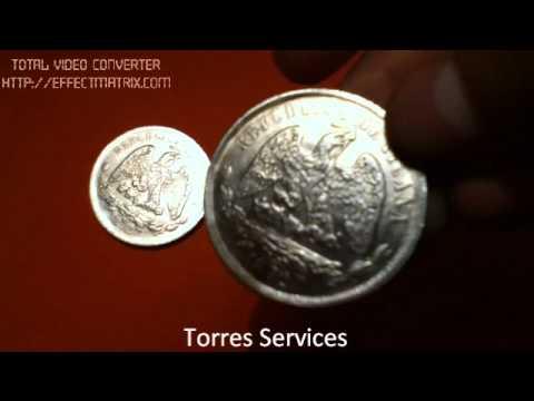 1872 Mexican Silver Coin