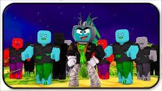 governando il mondo con la mia orda di Zombie - Roblox infezione Inc