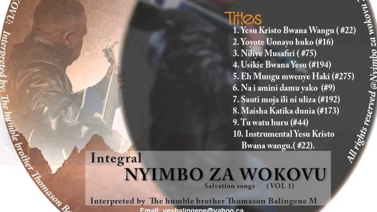 nyimbo za wokovu
