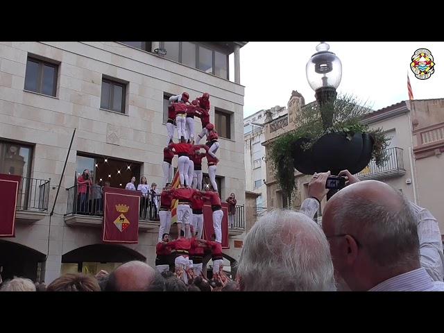 5d7 Castellers Alt Maresme @ FM Calella (21/09/2019)