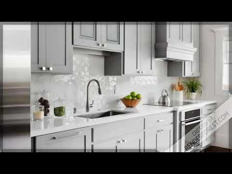 White Kitchen Cabinets By Four Less